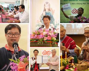 Snapshots of the 8th General Assembly
